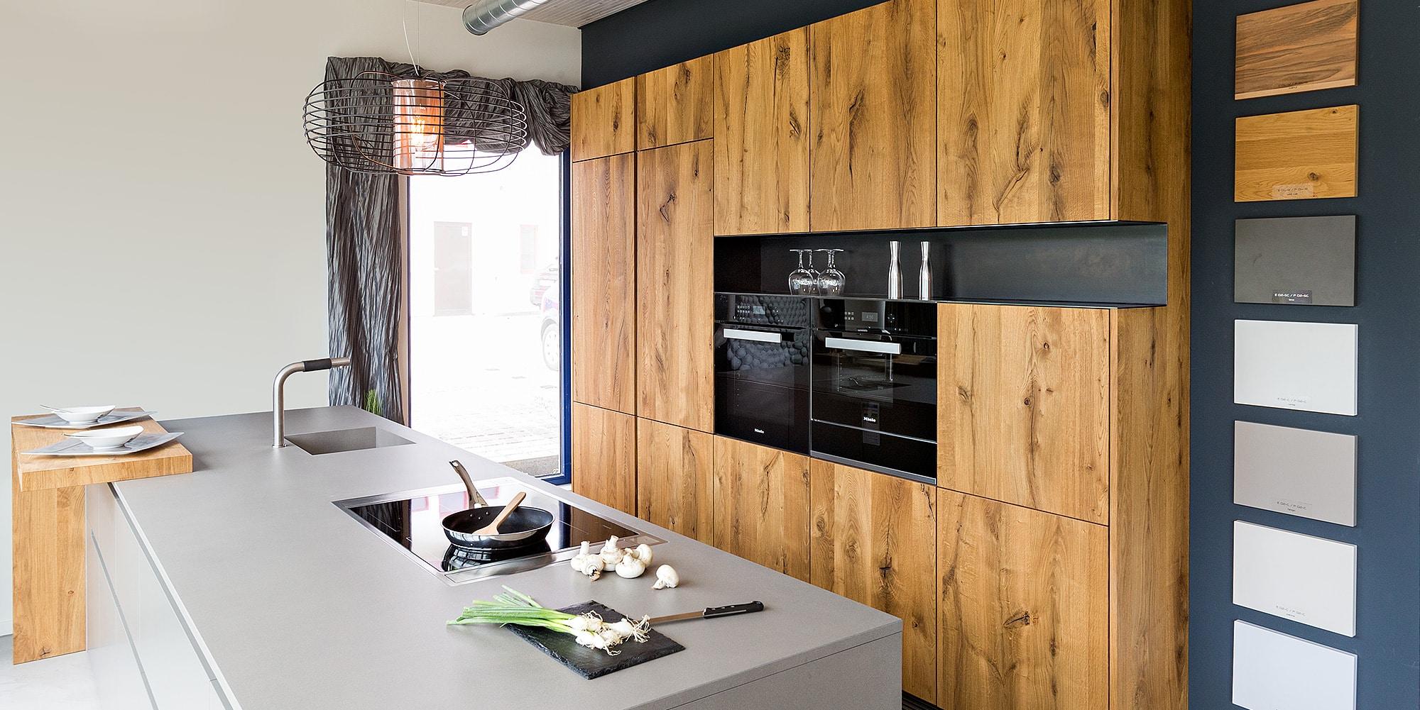startseite baumann k chen. Black Bedroom Furniture Sets. Home Design Ideas